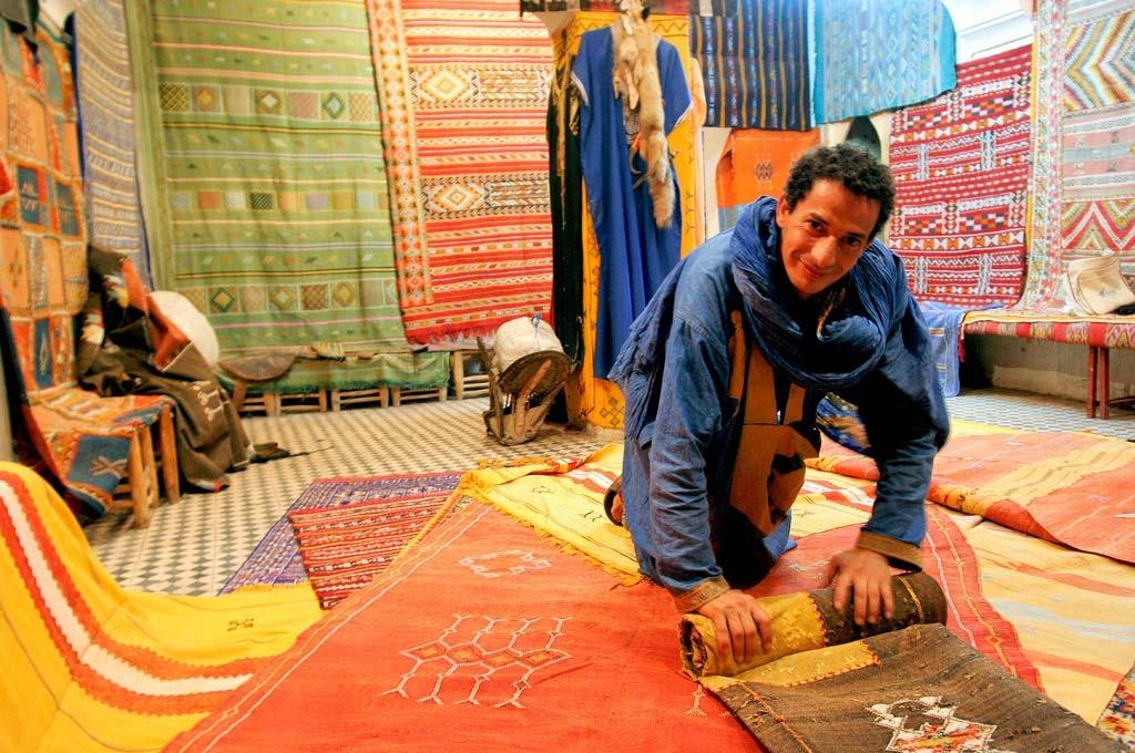 Marrakech y la Costa Atlántica (5 días)