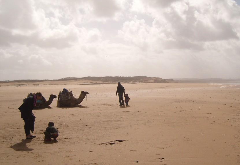 Las playas, el desierto (9 días)