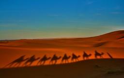 Las dunas de Erg CHEBI (Merzouga) 220€ por persona - Salidas diarias